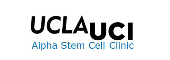UCLA UCI Alpha Stem Cell Clinic logo