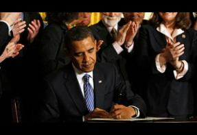 President Obama's executive order lifts Bush-era limitations on human embryonic-
