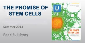 """U Magazine"" - The Promise of Stem Cells"