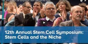Watch Video: 12th Annual Stem Cell Symposium