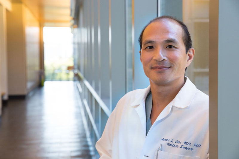 Arnold Chin, MD, PhD