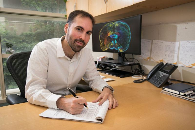 Luis de la Torre-Ubieta, Ph.D.