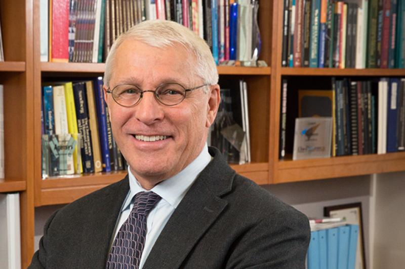 Dr. Owen Witte headshot