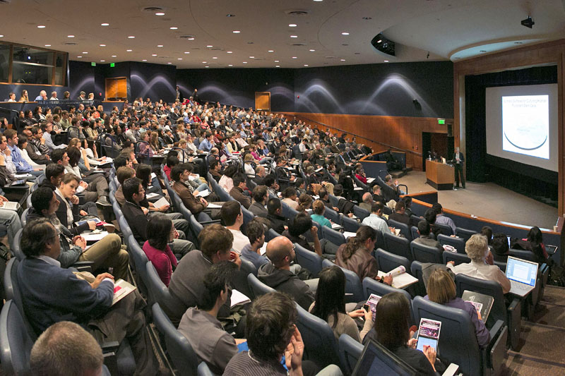 conference panorama image