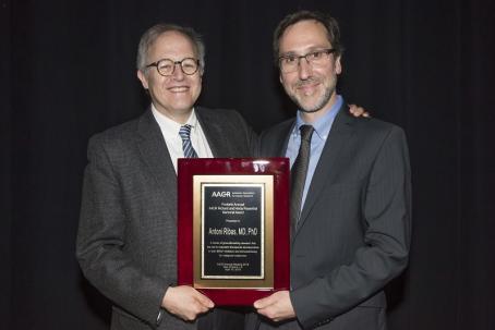 Ribas Rosenthal Award