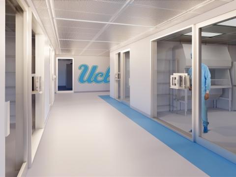 UCLA Lab Facility