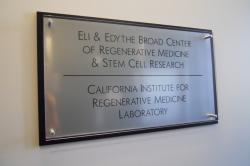 CIRM-BSCRC Laboratory Opens in Terasaki Life Sciences Building